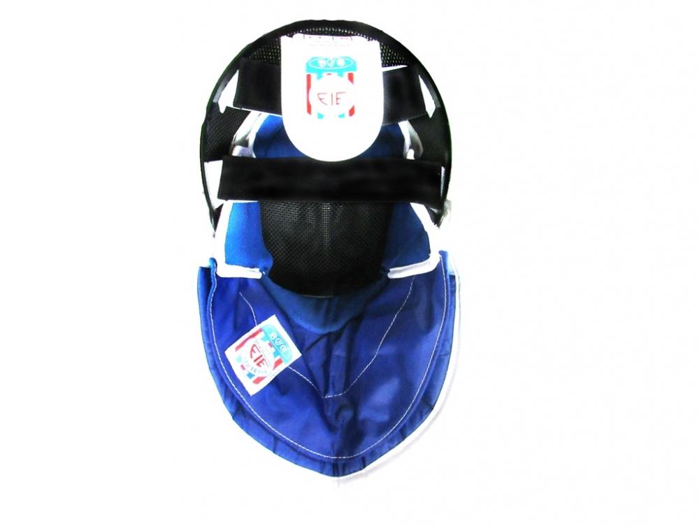 Маска шпажная FIE 1600 H, Blue Gauntlet / Маски фехтовальные